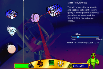 Space Time Quest Screenshot 2