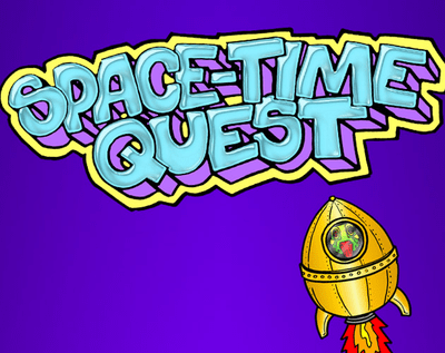 Space Time Quest cover image