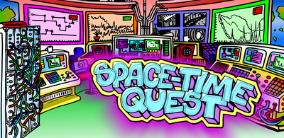 Space Time Quest feature image